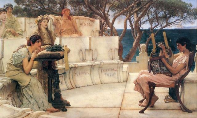 Saffo–Ode della gelosia (FR 2 D.)