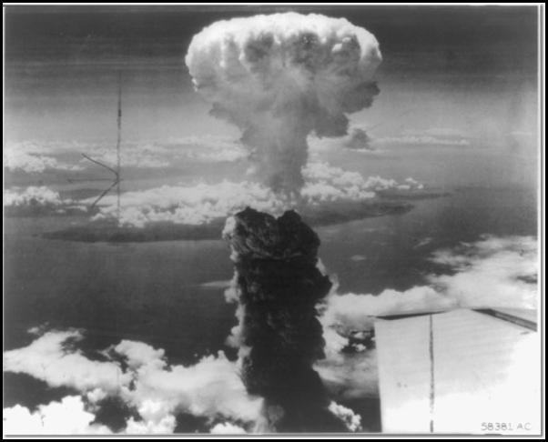 second-atomic-bombing-of-nagasaki-japan