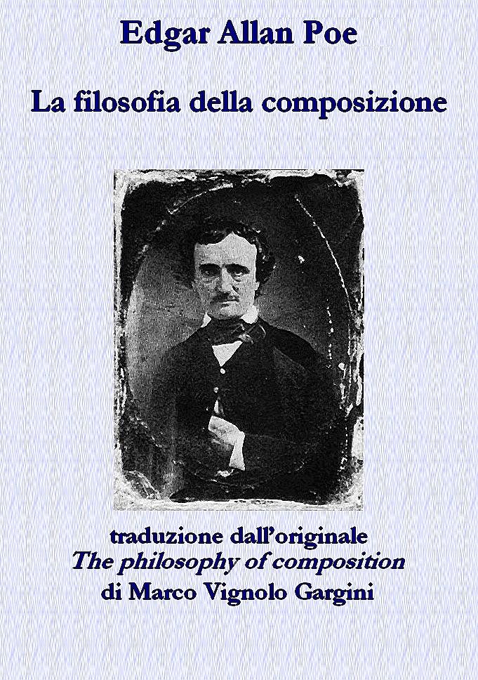 edgar allan poe philosophy of composition pdf
