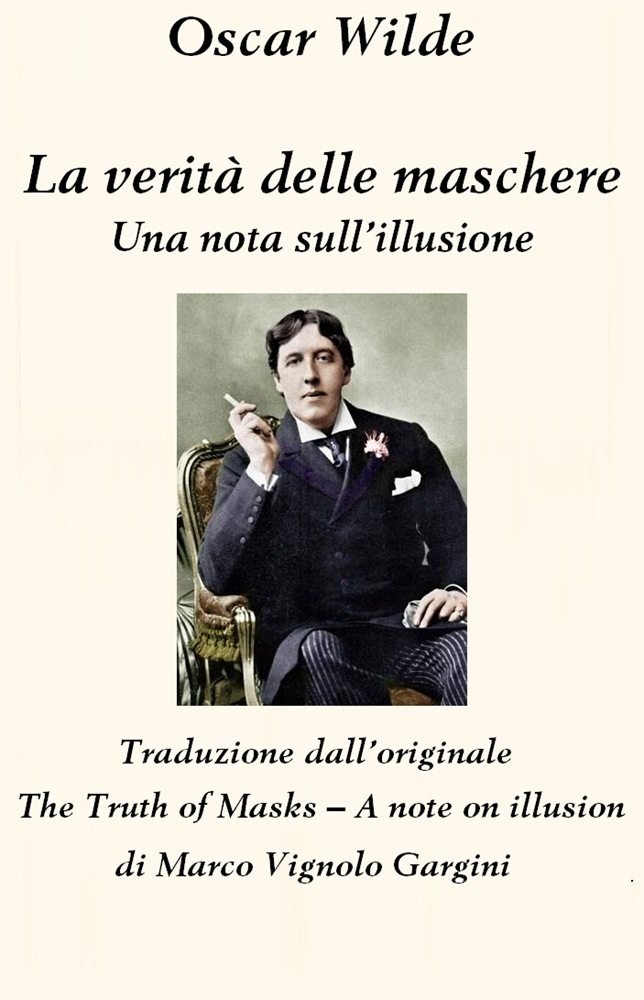 Oscar Wilde La Verità Delle Maschere 1 Sisohpromatem