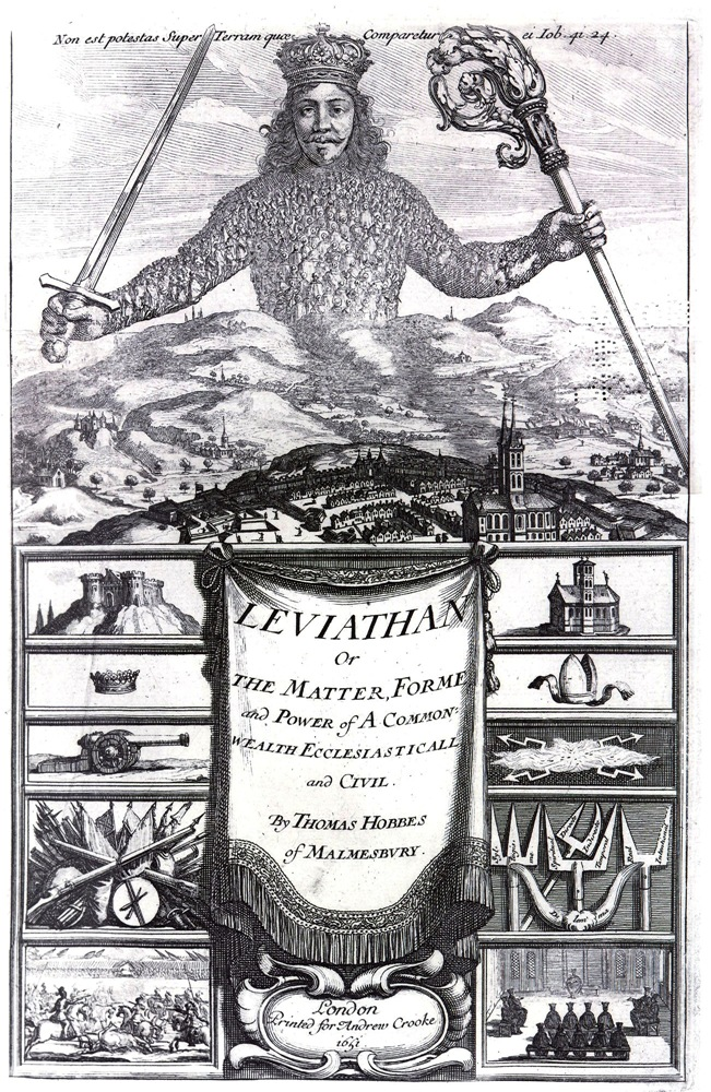 Leviathan cover 1651