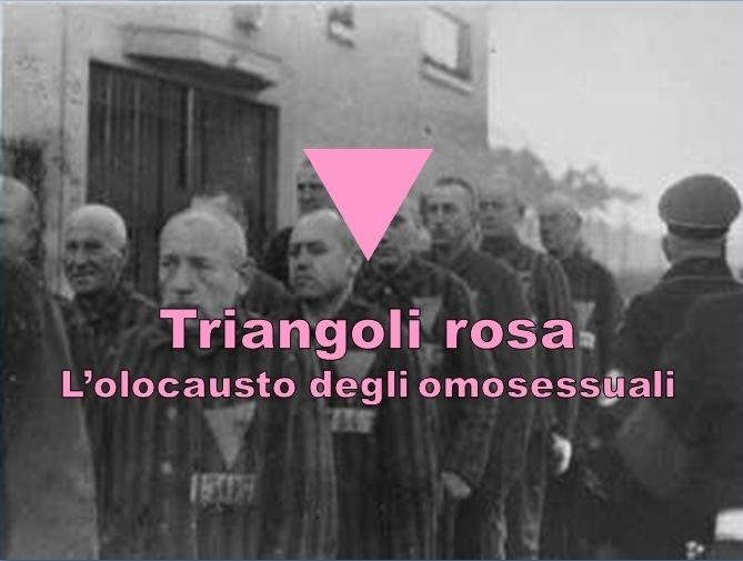 Risultati immagini per olocausto omosessuali