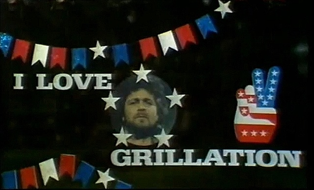 I love grillation