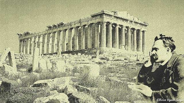 nietzsche e grecità