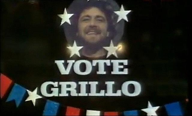 vote grillo