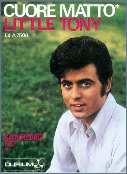 Little Tony Cuore Matto