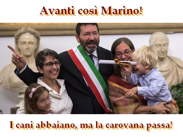 sindaco Marino