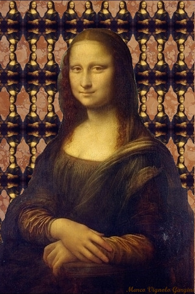gioconda repeated