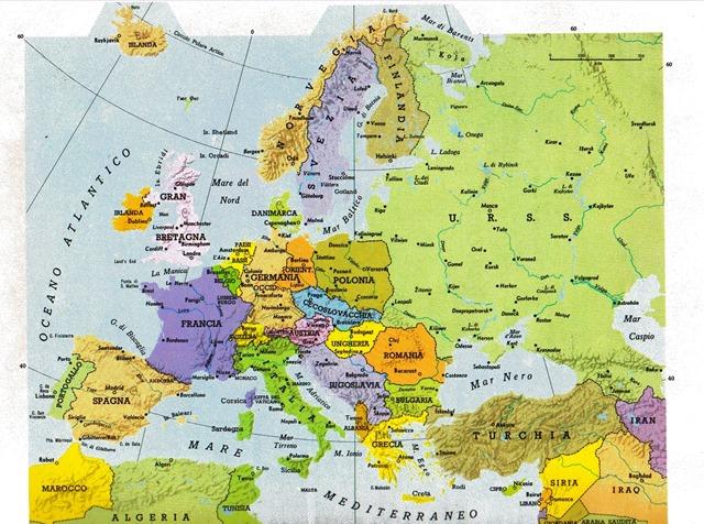 Vecchia Europa
