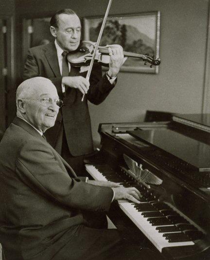 Harry_Truman_and_Jack_Benny