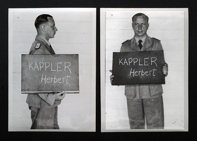 Herbert Kappler 1945