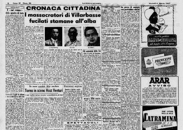 lastampa 4 marzo 1947