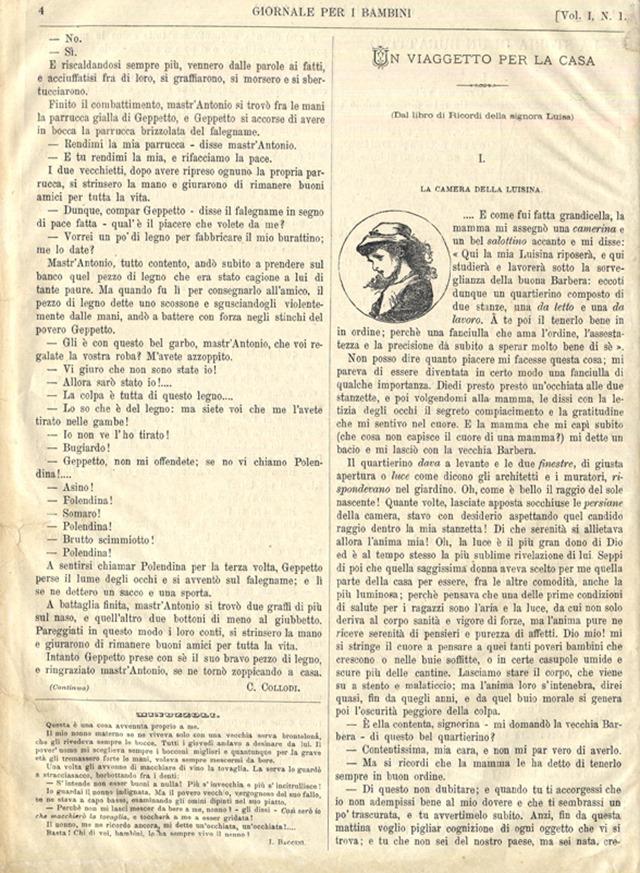 la storia di un burattino 7 luglio 1881 2