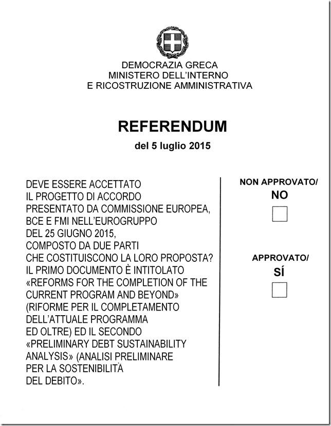 referendum greco