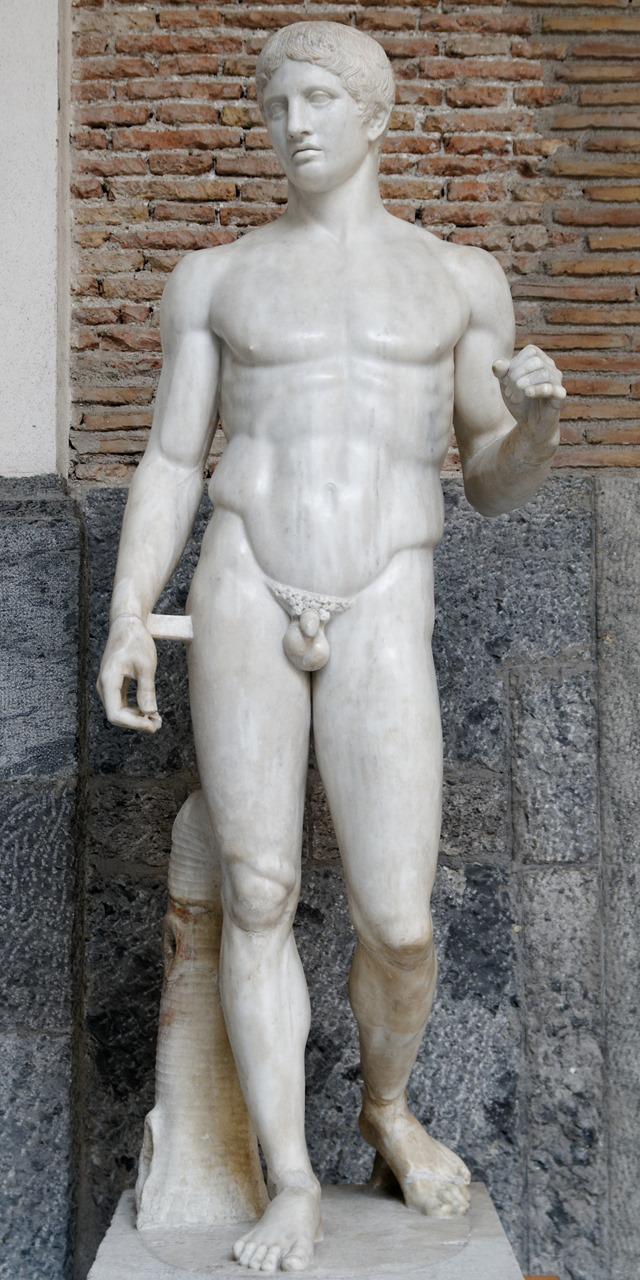Doryphoros_MAN_Napoli_Inv6011