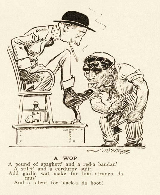 Immigration, 1911, USA