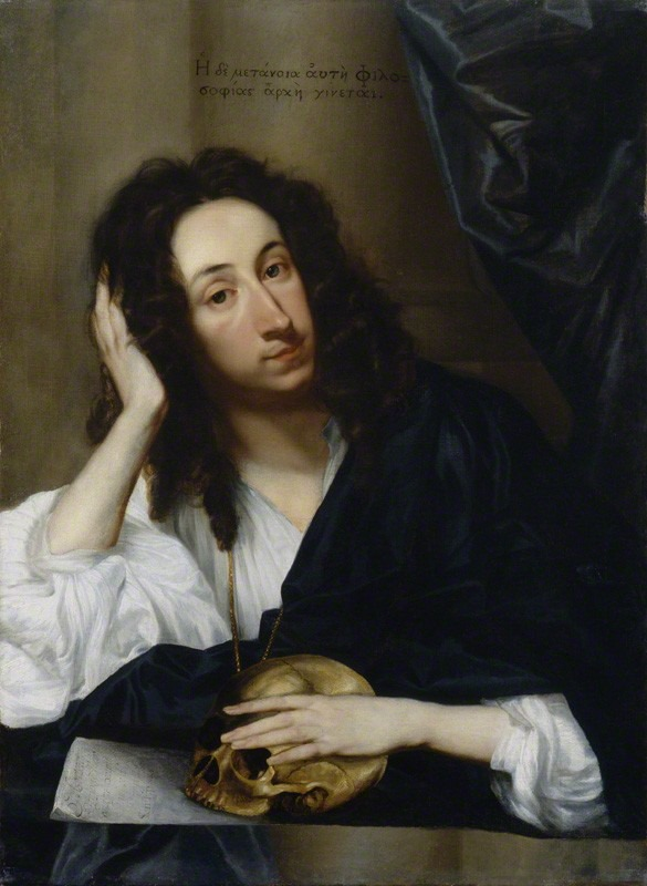 NPG 6179; John Evelyn