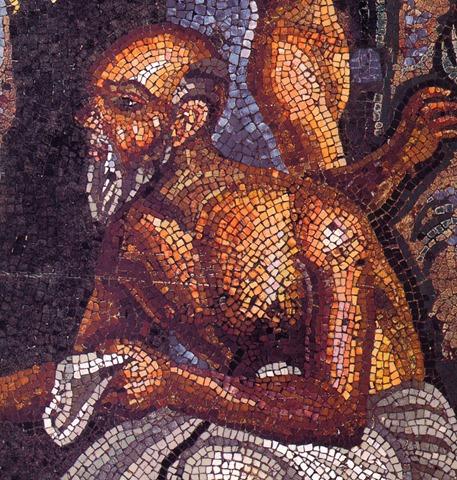 Pompeii_-_Casa_del_Poeta_Tragico_-_Theater_3
