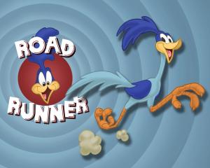 Road Runner Cartoon Wallpaper-727031