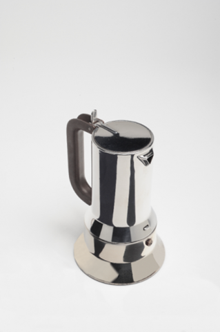9090, caffettiera espresso, Richard Sapper, F.lli Alessi S.p.A.