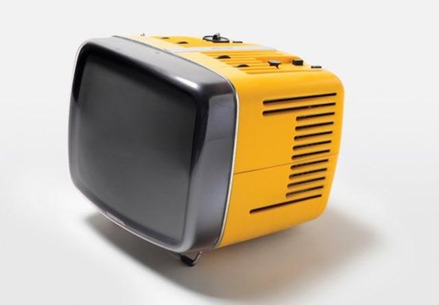 Televisore Brionvega Doney