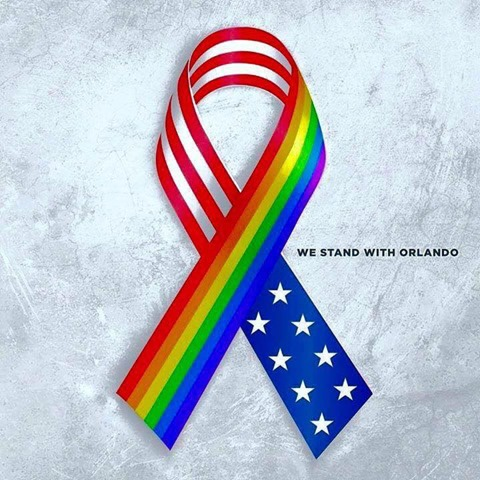 We Stand with Orlando