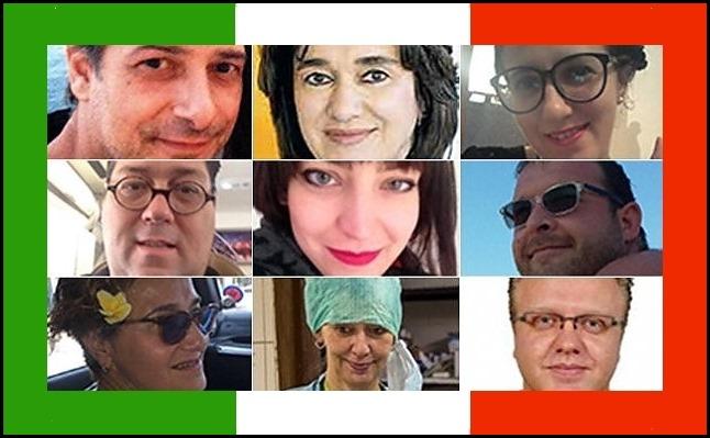 vittime italiane dacca