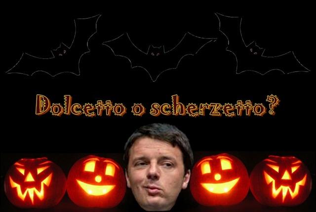 renzi halloween