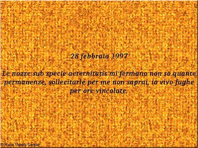 28 febbraio 1997