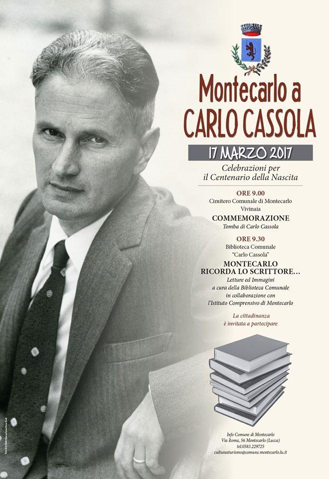 Montecarlo a Carlo Cassola