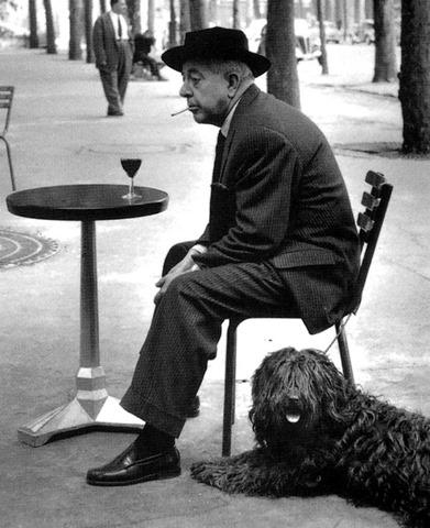 prévert et chien