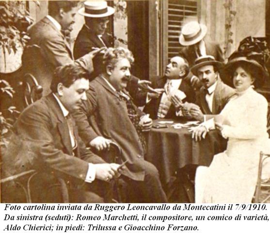 Leoncavallo Montecatini