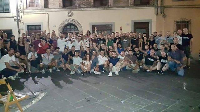 Casa Pound Lucca