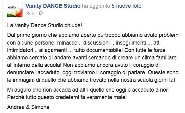 Vanity Dance Studio