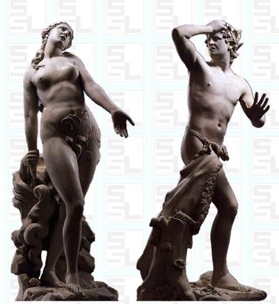 Canova Orfeo ed Euridice