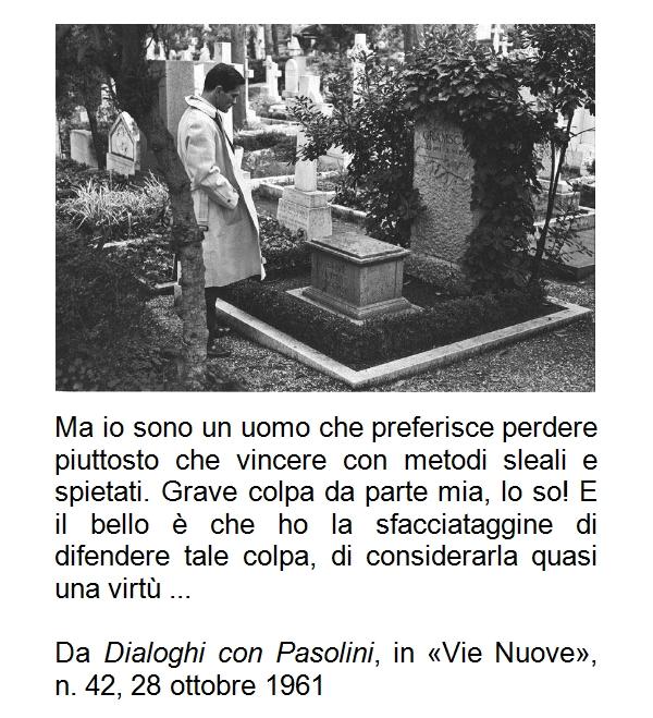 pasolini 1961